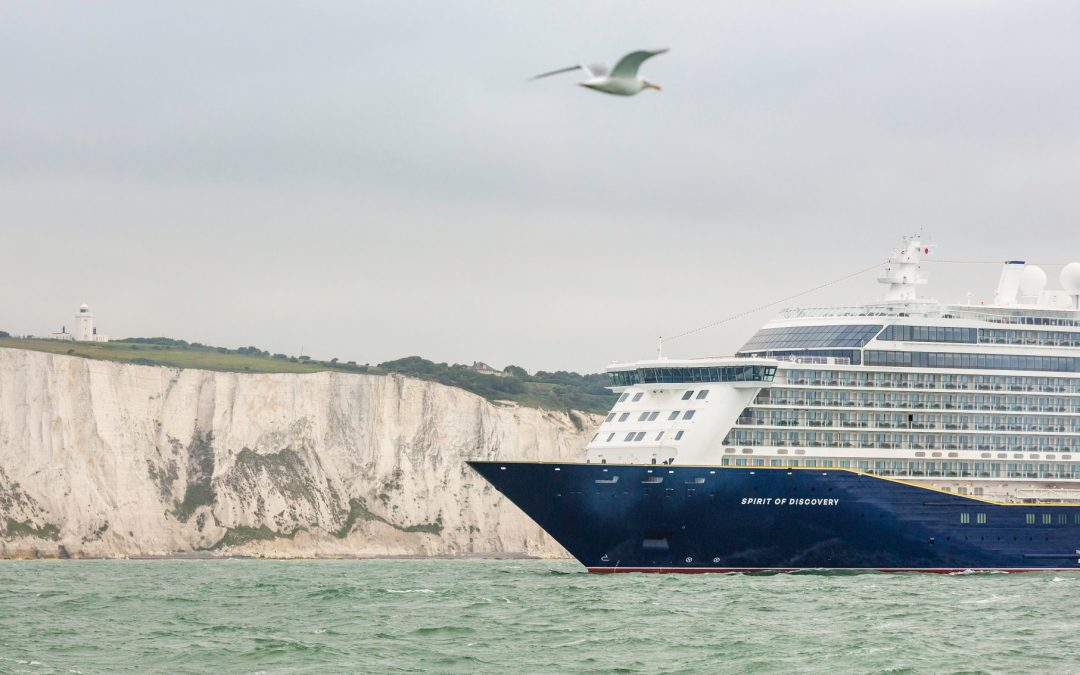 Maritime boutique hotel with perfectly matched ambient music –  Radiopark expands its cooperation with SAGA Cruises and creates the soundtrack for their new ship Spirit of Discovery