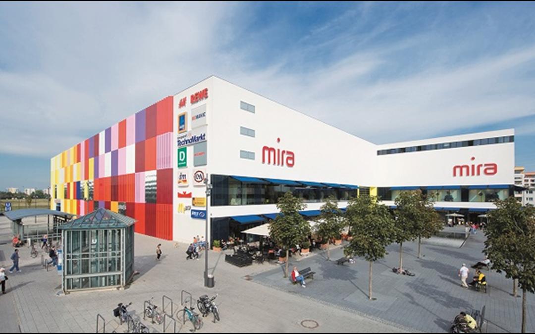 Sound-Shopping im Mira in München