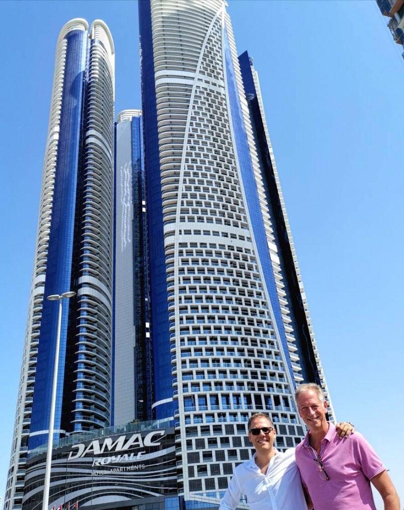 Radiopark, Damac Royale Towers, Damac, Dubai, UAE, Backgroundmusic, Instoremusic, Dubai, UAE, Radiopark Middle East