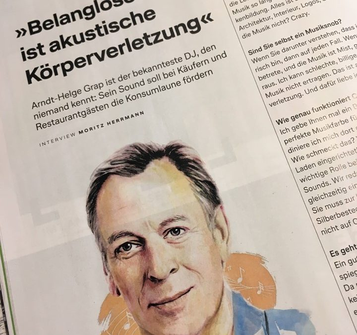 Radiopark featured in Lufthansa Exclusive Magazine