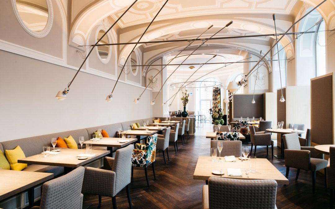 Music for the Palate: Radiopark Serves the Soundtrack for the Vegetarian Gourmet Kitchen at TIAN Restaurant in Vienna