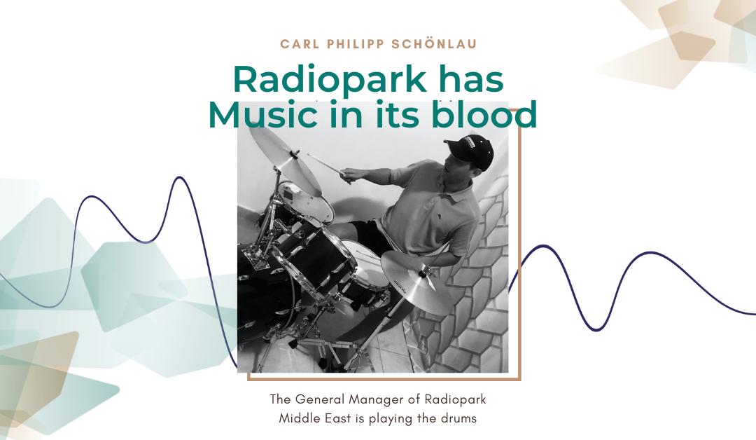 Radiopark has music in its blood #1: Carl Philipp Schönlau