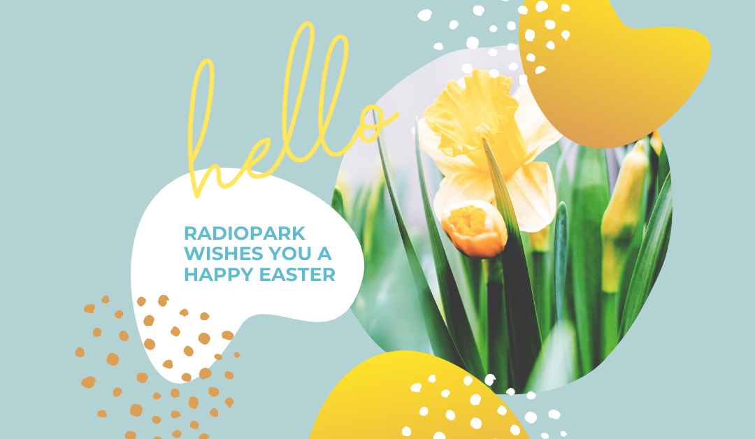 Happy Easter from Radiopark