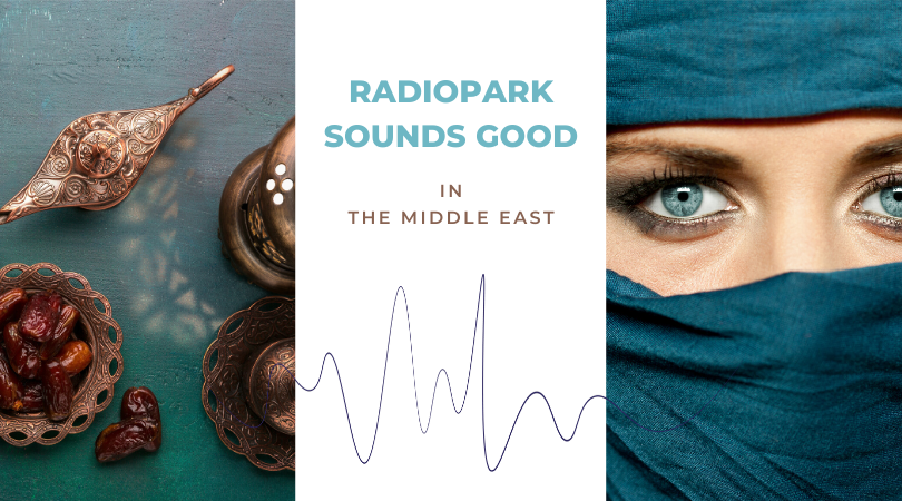 Radiopark sounds good in #1: The Middle East