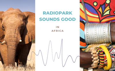 Radiopark sounds good in #4: Africa