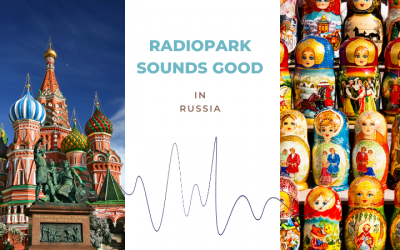 Radiopark sounds good in #4: Russia
