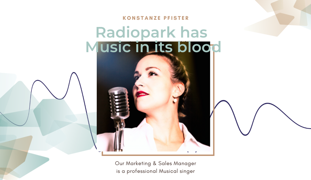 Radiopark has music in its blood #3: Konstanze Pfister