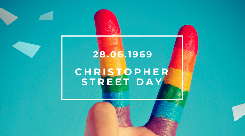 1969: Christopher Street Day