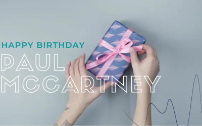 Happy Birthday, Paul McCartney!