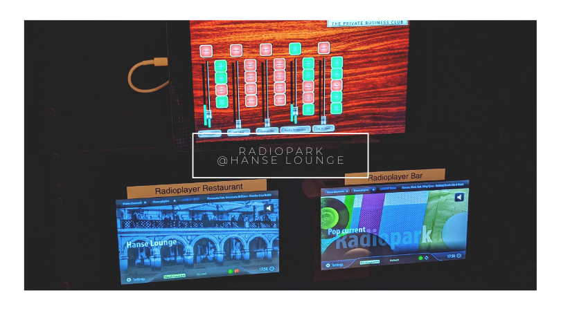 Hanse Lounge expands Radiopark-setup
