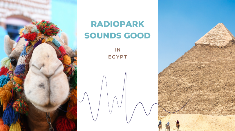 Radiopark sounds good in #6: Egypt