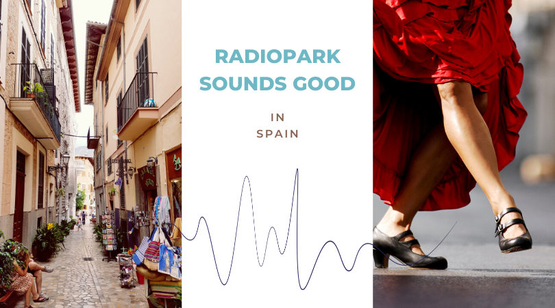 Radiopark sounds good in #7: Spain