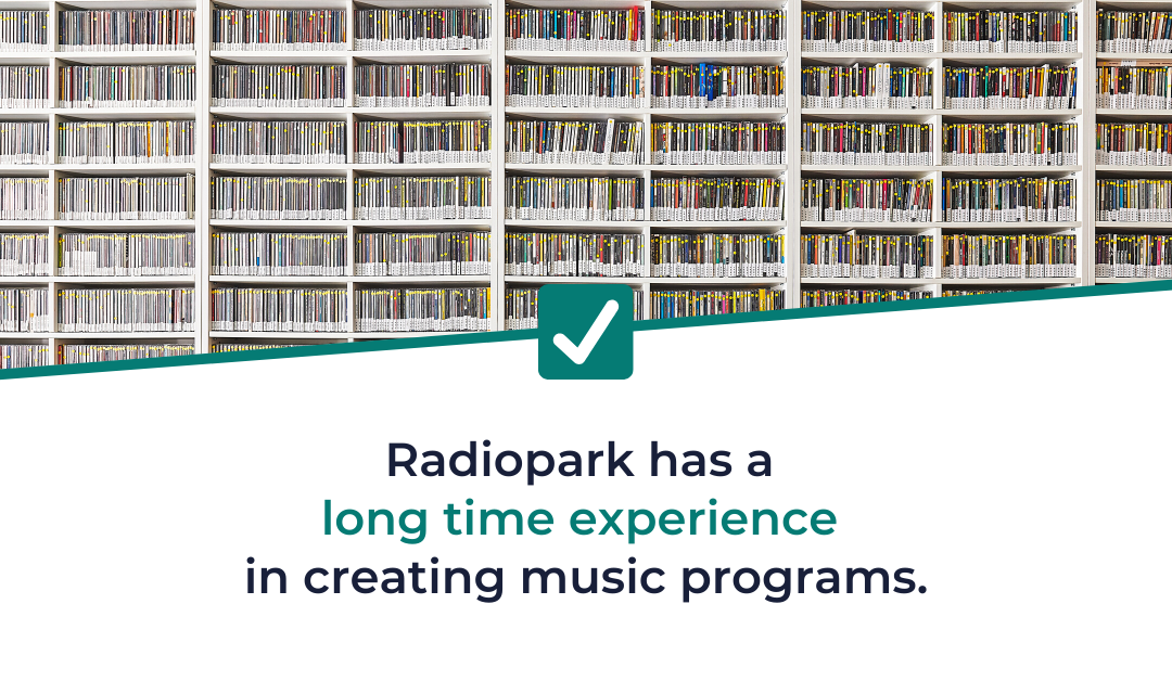 Radiopark. That's why. #7