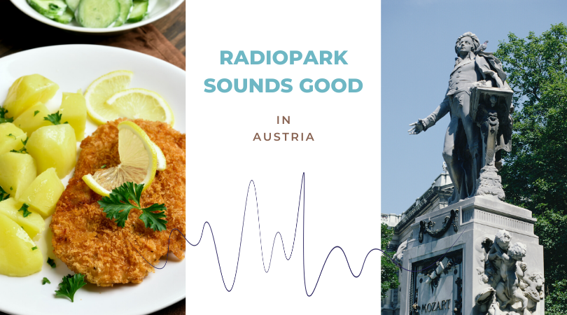 Radiopark sounds good in #8: Austria