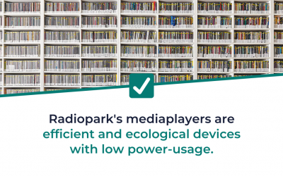 Radiopark. That's why. #8
