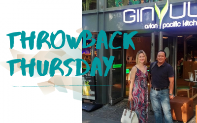TBT: Visiting our customer GinYuu
