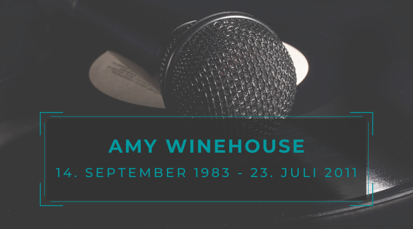 2011: In memory of Amy Winehouse