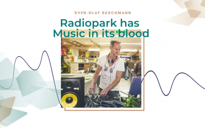 Radiopark has Music in its Blood #8: Sven-Olaf Buschmann