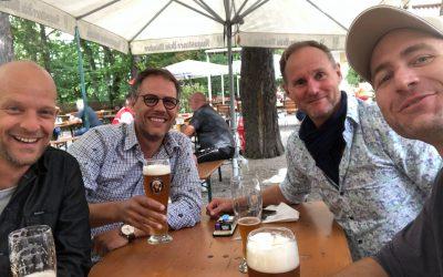 Radiopark meeting in Munich