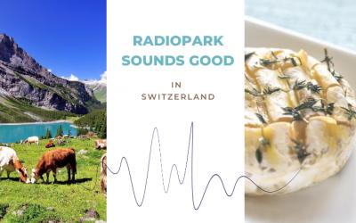 Radiopark sounds good in #10: Switzerland