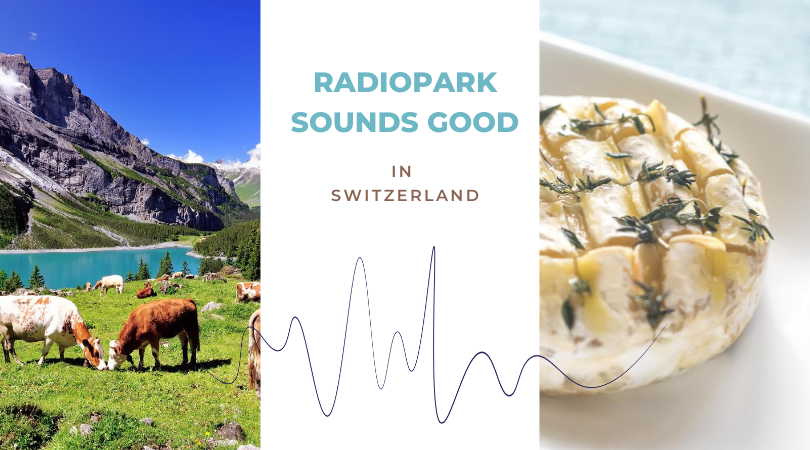 Radiopark sounds good in #10: Switzerland