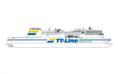 Zukunftsmusik in der Linienschifffahrt / Future Sounds for the shipping industry