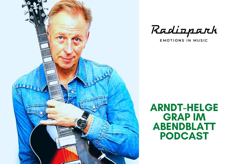 Arndt-Helge Grap im Podcast des Hamburger Abendblatts